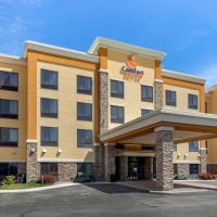 Comfort Suites Oshkosh, hotel in Oshkosh