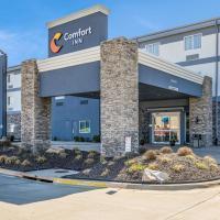 Comfort Inn Bonner Springs Kansas City, hotel in Bonner Springs