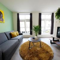 Beautiful 60m2 One-Bedroom Apartment with Terrace, hôtel à Norwich