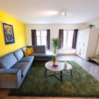 Fantastic 90m2 Two-Bedroom Apartment with Terrace, hôtel à Norwich