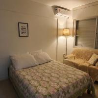 Ótimo apartamento até 4 pessoas no centro de Tramandai