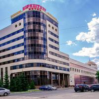 Отель Маркштадт, отель в Челябинске