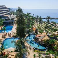 Amathus Beach Hotel Limassol, отель в Лимассоле