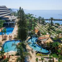 Amathus Beach Hotel Limassol, hotel in Limassol