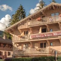 Au Vieux Moulin, hotel in Megève