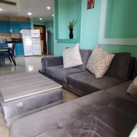 Deluxe 02 bedroom apartment Sahl Hasheesh, Hotel in Hurghada