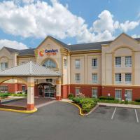 Comfort Suites Newark - Harrison, hotel in Newark