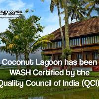Coconut Lagoon - CGH Earth