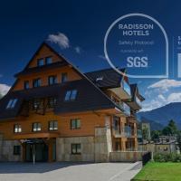 Radisson Blu Hotel & Residences – hotel w Zakopanem
