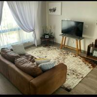 The Regency luxury apartment