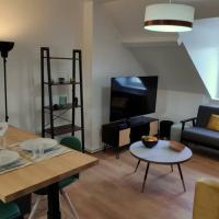 Appartement Cherbourg Centre Gare