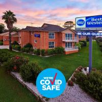 Best Western Casula Motor Inn, hotel in Liverpool