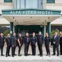 Alfa Fiera Hotel, hotel a Vicenza