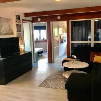 Lägenhet med 3 sovrum, terass och egen parkering