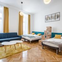 BpR Stylish VAGA BOND Apartment with AC