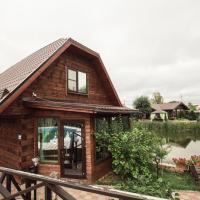 Коттедж с баней «Золотая осень», отель в городе Maloye Kozino