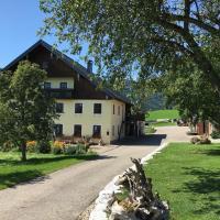 Ferienwohnung Radauer, hotel a Mondsee