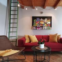 Rota Apartments - Cà Guaccio, hotell i Rota d'Imagna