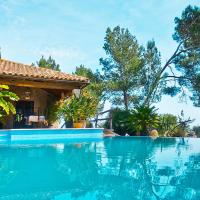 Villa Son Duri, pool and views, hotel in Inca