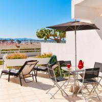 Apartment Oiza Sand Castle 24 at Alcudia Beach, WIFI and aircon