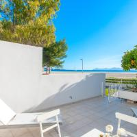 Apartment Oiza Sand Castles 23 at Alcudia Beach, WIFI and aircon