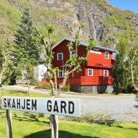 Skahjem Gard, hotel in Aurland