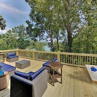 Spacious Lakefront Retreat - Dock & Mountain Views home