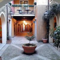 Hotel La Contrada, hotell i Verbania