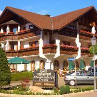 Hotel Schwarzenbergs Traube, hotel in Glottertal