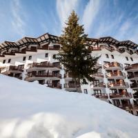 Résidence Skimania Grand Bois Courchevel, hotel in La Tania