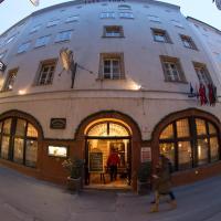 Altstadt Hotel Stadtkrug, hotelli kohteessa Salzburg