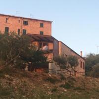 Il tramonto, hotell i Roccatederighi