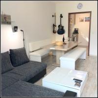 15% Discount - 60m² - Wasserbett - WiFi - Parking -Balkon, Hotel in der Nähe vom Flughafen Dortmund - DTM, Dortmund
