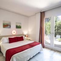 Hospedium Hotel Apartamentos Simón Verde, hotel en Mairena del Aljarafe