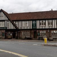 The Swan Inn, hotel in Great Dunmow