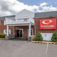 Econo Lodge Inn & Suites Windsor, hotel near Bradley International Airport - BDL, Windsor Locks