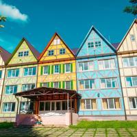 Парк Отель Робин Гуд, отель в Кременках
