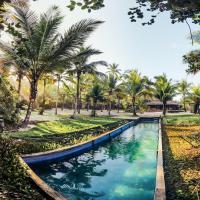 Canto Leela Eco Bungalows, hotel in Serra Grande