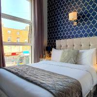 The Gate Hotel, hotel en Parnell Square, Dublín