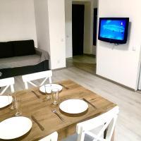Loft 2комнатные Апартаменты свежий ремонт WiFi TV