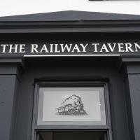 rooms at the Railway