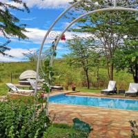 Osero Lodge, hotel in Ololaimutiek