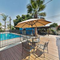 Pool Retreat with Game Room, Near Top Attractions! home