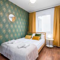 Sleepway Apartments -Garbary 95-101D z parkingiem