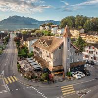 feRUS Hotel, hotel in Lucerne