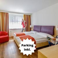 Hotel Coop Tagungszentrum & Hotelpark im Grünen, hotel in Muttenz