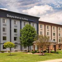 Days Inn and Suites by Wyndham Hammond, IN