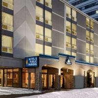 Days Inn by Wyndham Edmonton Downtown