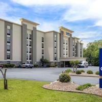 Comfort Inn & Suites Little Rock Airport, hotel near Bill and Hillary Clinton National Airport - LIT, Little Rock