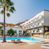 Hotel Moresco, hotell i Diano Marina
